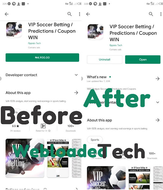 Download VIP Soccer Betting / Predictions / Coupon WIN Apk Mod