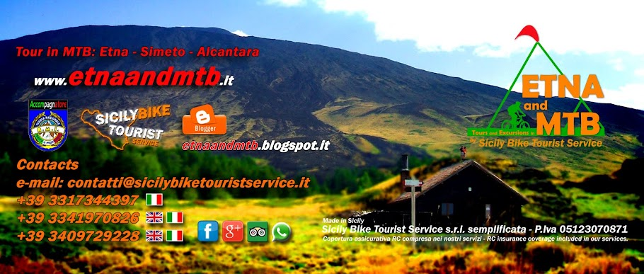 ETNA and MTB by Sicily Bike Tourist Service