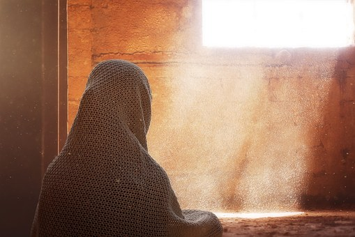 islamic images about husband and wife