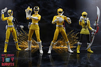 Power Rangers Lightning Collection In Space Yellow Ranger 53