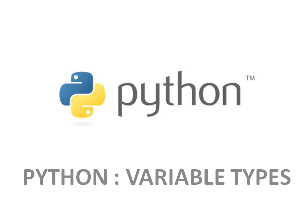 Python variable types