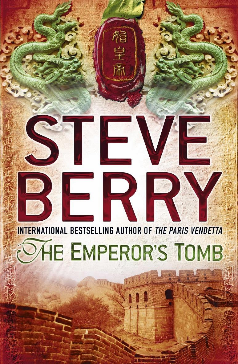 Book Review: The Emperor's Tomb by Steve Berry (Cotton Malone #6)