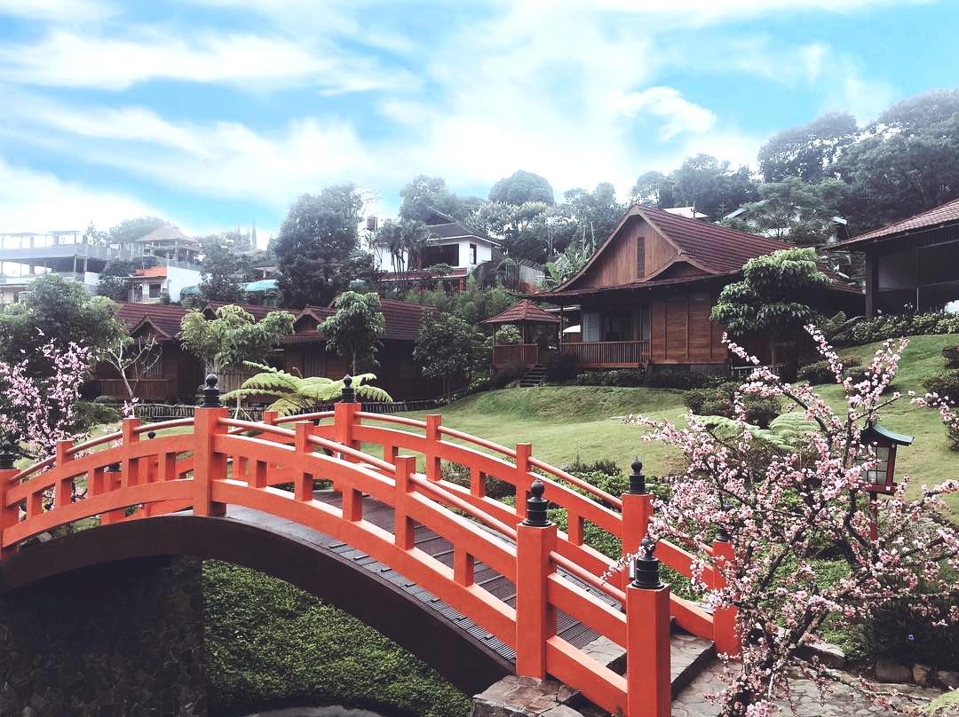 Tiket Masuk Dan Lokasi The Onsen Hot Spring Resort Batu Malang Wisata Mantap