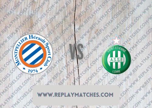 Montpellier vs Saint-Etienne -Highlights 12 September 2021