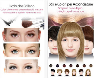 makeup trucco iphone android