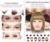 Migliori app per truccarsi e provare stili di makeup (Android e iPhone)