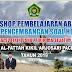Pembelajaran Abad 21 dan Pengembangan Soal Hots dalam Kegiatan Workshop Oleh MGMP Fikih Ushul Fikih MA Se-Jawa Timur ke 10 di Pacitan