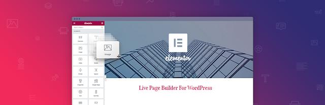 Come creare sito con Elementor