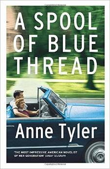 Book Review: A Spool of Blue Thread by Anne Tyler