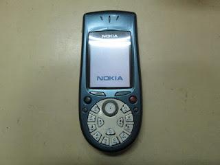 Hape Rusak Nokia 3650 Buat Kanibalan