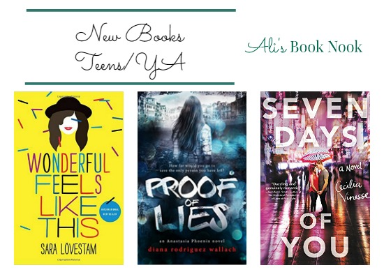 Newest YA books your teen will love