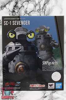S.H. Figuarts SC-1 Sevenger Box 01