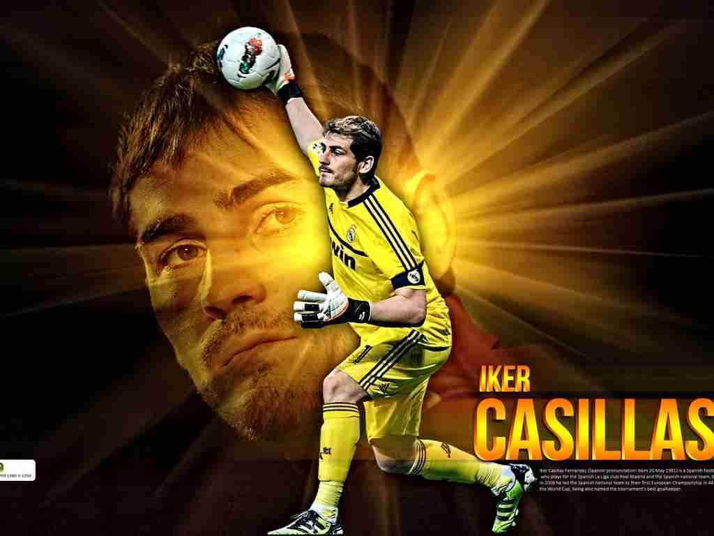 Iker Casillas Wallpape...