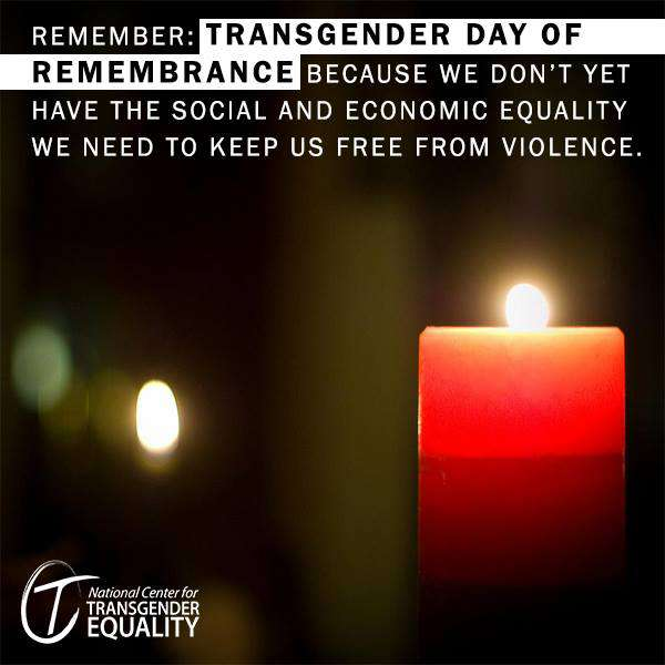 Transgender Day of Remembrance Wishes Photos