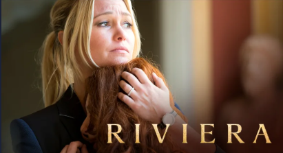 Julia Stiles stars in Riviera Photo: Sundance
