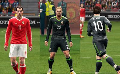 Wales GDB Euro 2016 UPDATE