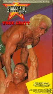 WCW / NWA Starrcade 1988 - True Gritt - Event Poster