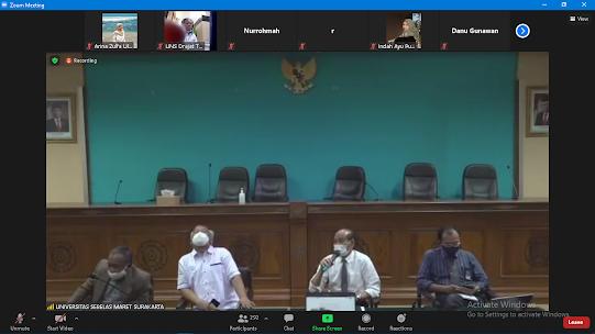 Audiensi Terbuka Digelar, Rektorat Sepakati Dua Tuntutan