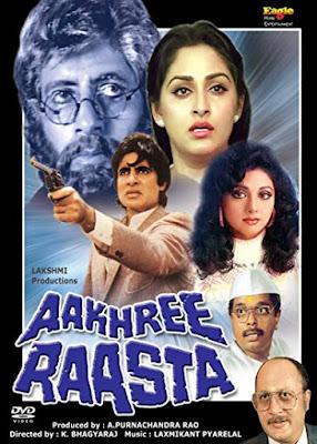Aakhree Raasta 1986 Hindi 720p WEB-DL 1.2GB