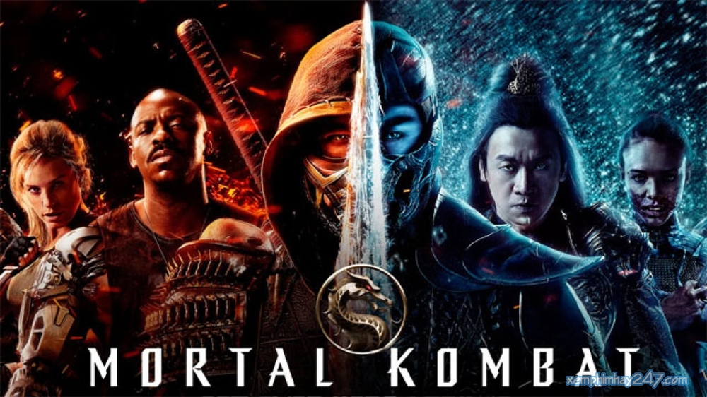 http://xemphimhay247.com - Xem phim hay 247 - Cuộc Chiến Sinh Tử (2021) - Mortal Kombat (2021)