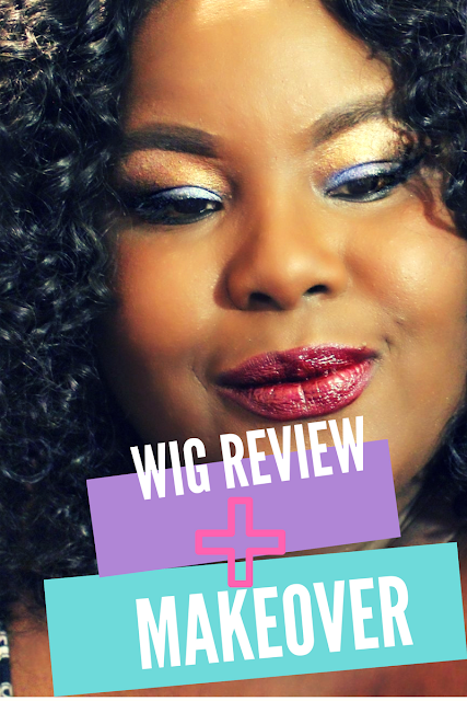 Wig Review and makeover