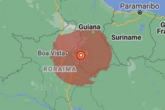 Terra treme em Manaus, deixa bairros sem energia e assusta população