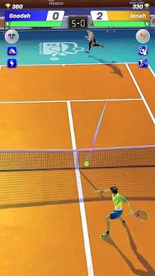 Tennis Clash Mod Apk v2.16.3