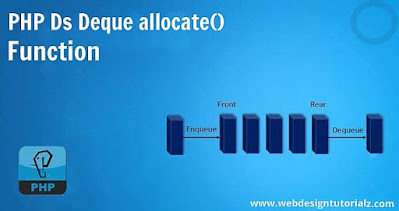 PHP Ds Deque allocate() Function