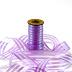 New! Raffit Oxford Organza Stripe - Lavender Shop: www.Raff...ns #RaffitRibbons #Raffia #Cording #Trim #Organza @EliotRaffit