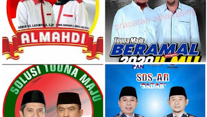 Elektabilitas Rendy-Hasan Terpantau, Ungguli Mad-Ilham Jelang Pilkada
