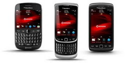 Bold 9900, Torch 9860, Torch 9810 coming to Rogers