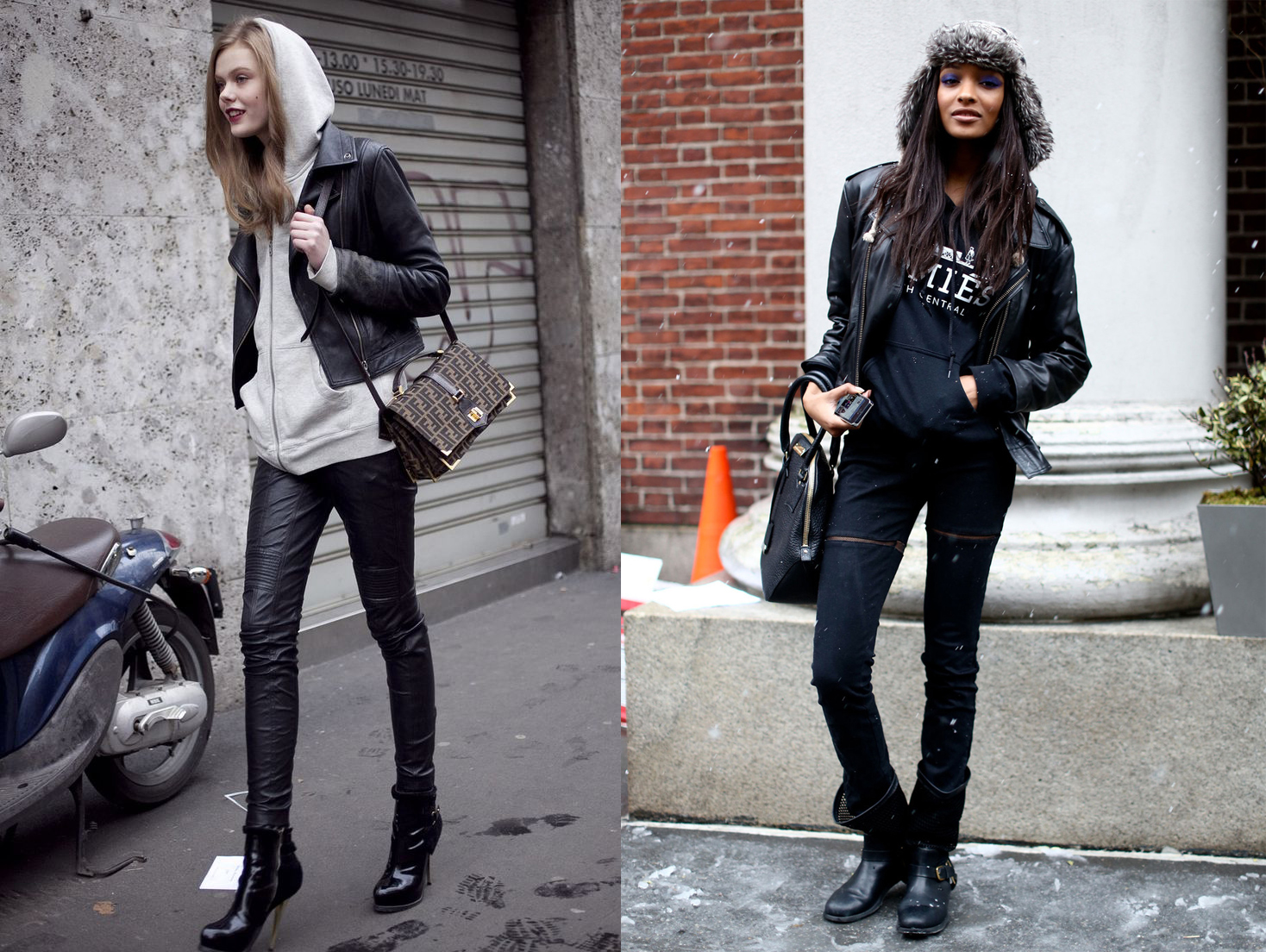 Custom Classic Leather Jackets