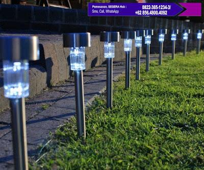 Lampu Taman Tenaga Surya, Lampu Taman Unik, Lampu Taman Minimalis, Lampu Taman Murah, Jual Lampu Tenaga  Surya Murah