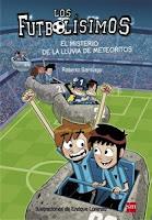 Número 2. El misterio de la lluvia de meteoritos, Roberto Santiago.