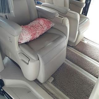 karpet comfort mobil