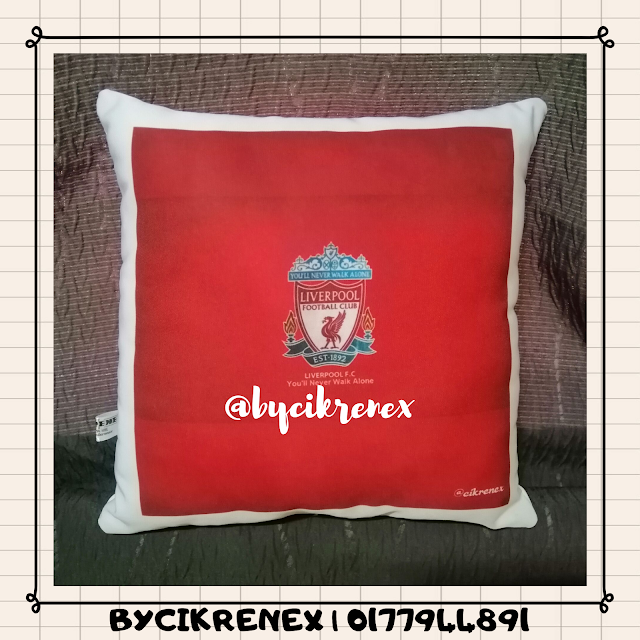 You'll never walk alone pillow