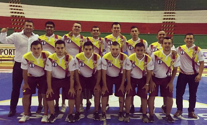 ¡En buena racha! Nueva victoria de Guerreros Pijaos en la Copa Profesional de Microfútbol