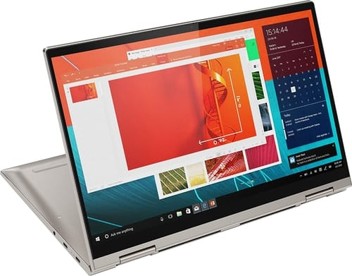 2020 Lenovo Yoga C740 Full HD Touchscreen Laptop