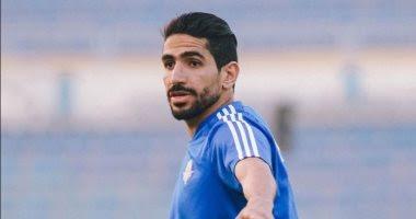 إصابة محمد فاروق لاعب بيراميدز والأشعة تحدد مدة غيابه