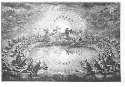 """Glory of the Lamb - Revelation 5:13"" by David van der Plaats"