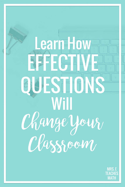 Teachers, asking questions in an effective way is a great way to help students remain engaged in your lessons. Use questions to work on your classroom management technique.