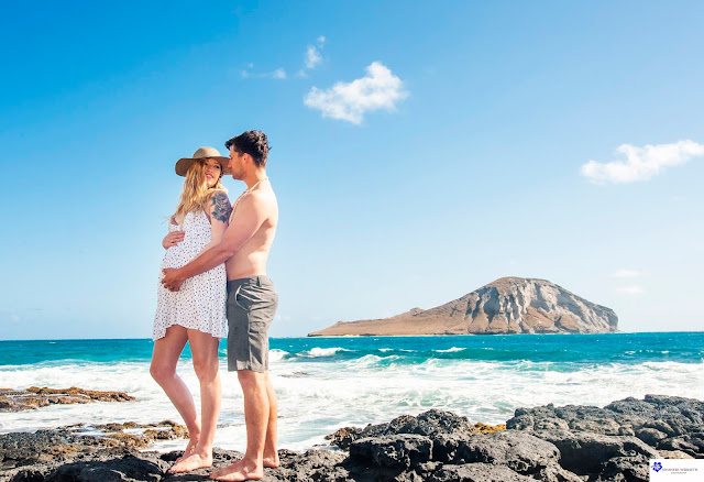 Oahu maternity photographers