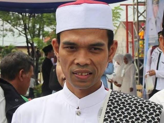 Klarifikasi Ustadz Somad terkait Ketidakhadirannya Pada Harlah NU di Riau