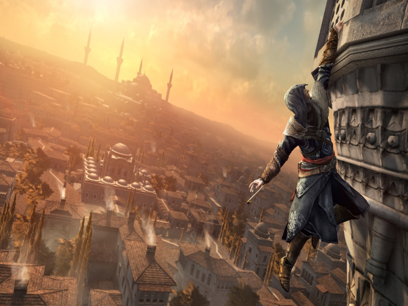 Assassin's Creed Revelations Highly Compressed Free Download