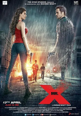 Mr. X (2015) Hindi 720p HDRip Download