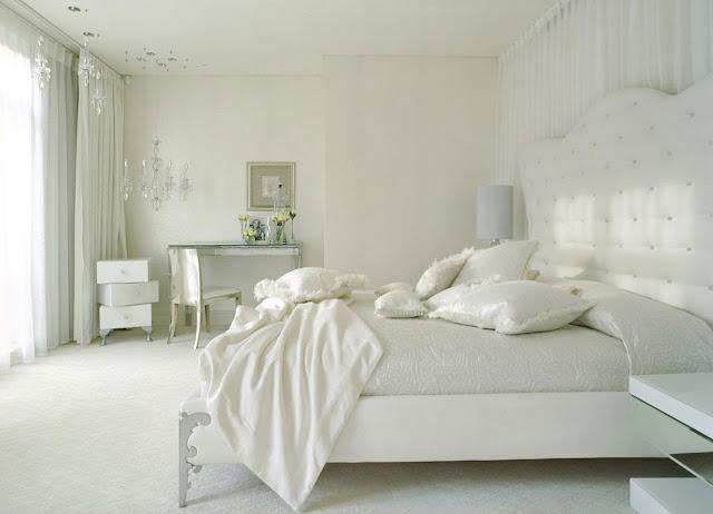 Desain Kamar Tidur Mewah dan Modern