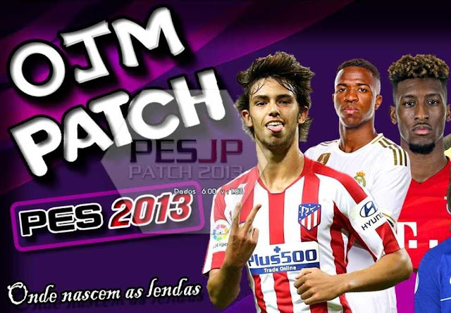 OJM Patch 1.0 PES 13 PC