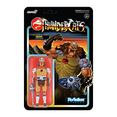 San Diego Comic-Con 2021 Exclusive ThunderCats Grune ReAction Figure by Super7