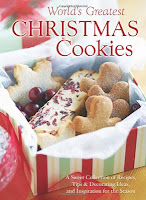 BookReview The World's Greatest Christmas Cookies by Barbour Publishing, Inc.