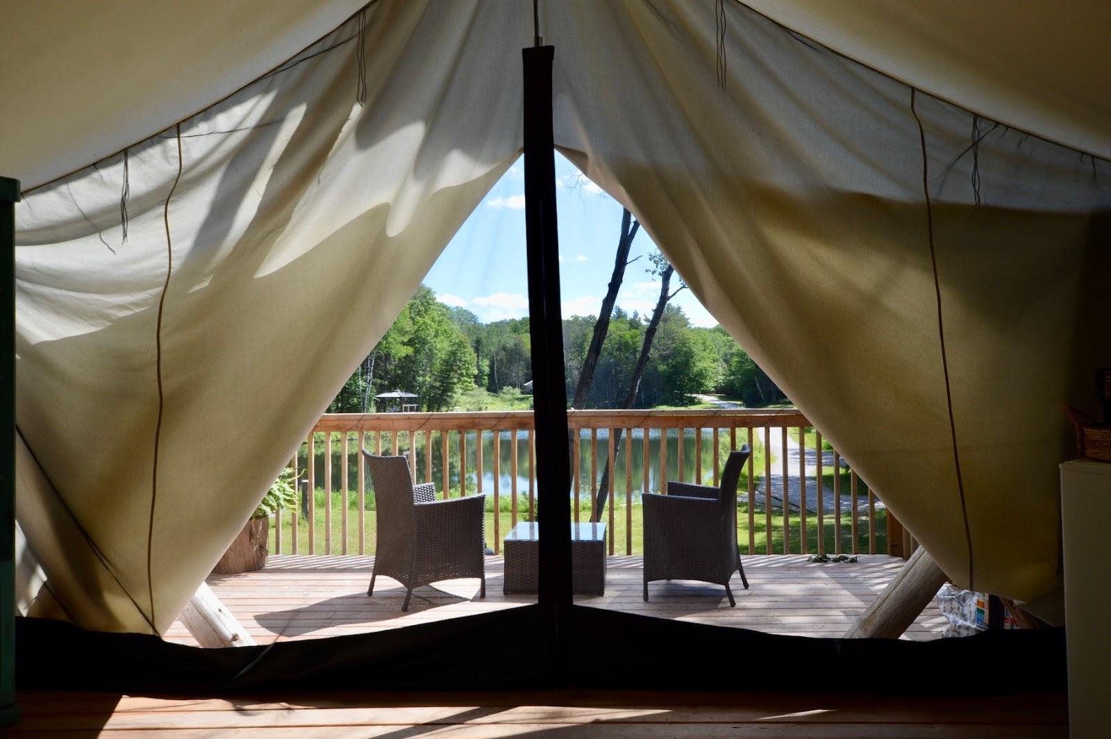 Whispering Springs Safari Tent